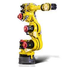 Fanuc launches new seven-axis robot for automotive spot welding