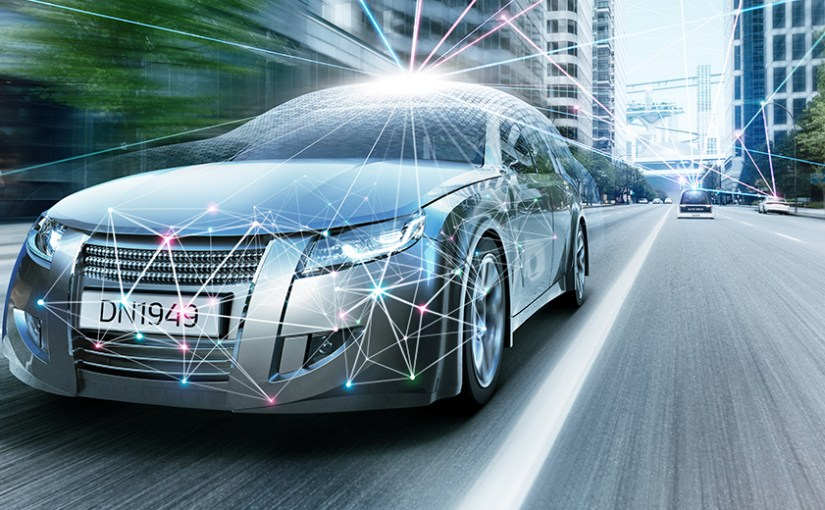 denso connected-vehicle image