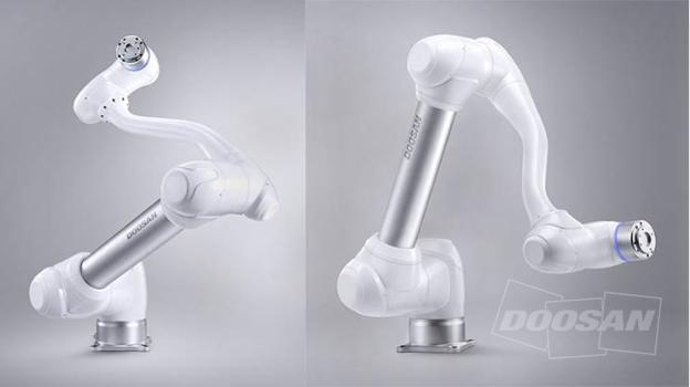 Doosan confirms entry into collaborative robotics market, shows off new cobot