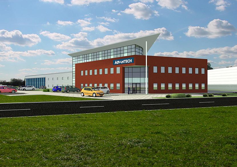 Advantech expands European service center