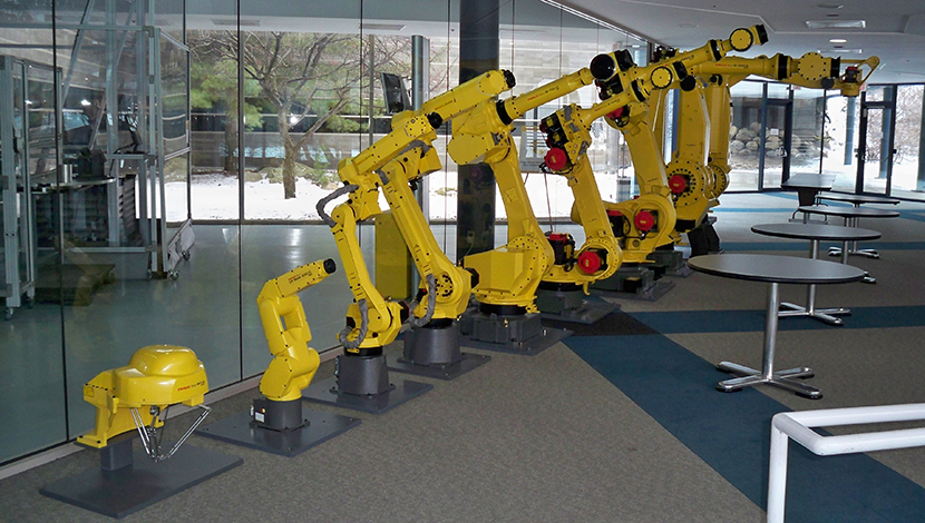 New research: Industrial robotics market to reach $40 billion by 2020