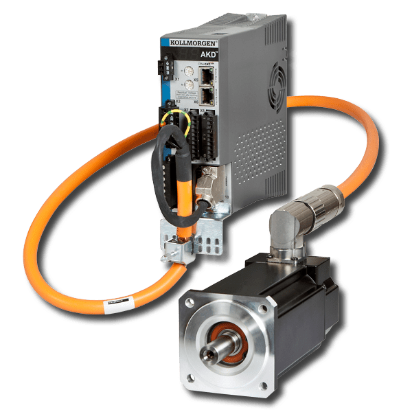 Kollmorgen expands single-cable connection technology to S700 servo drive range
