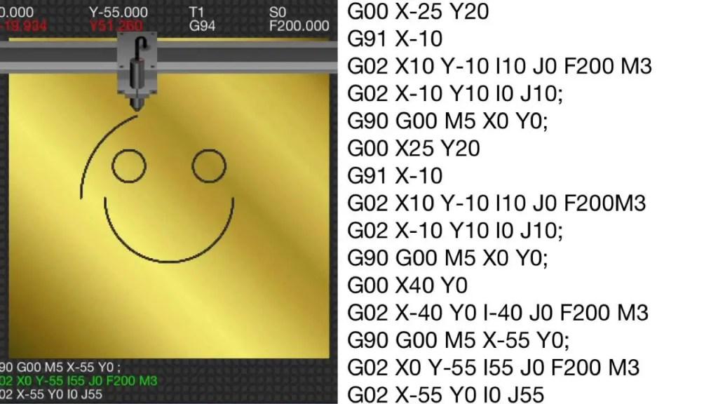 g codes
