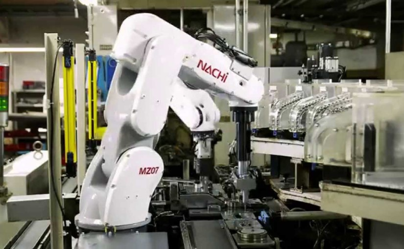 Nachi-Fujikoshi profits increase by 44 per cent, led by strong demand for industrial robots