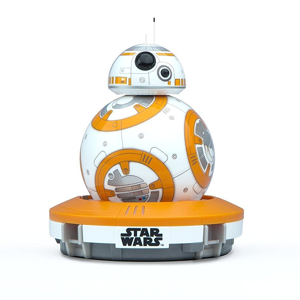 Sphero's Star Wars BB-8 robot