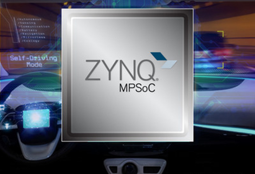 Xilinx launches new processor for autonomous driving systems