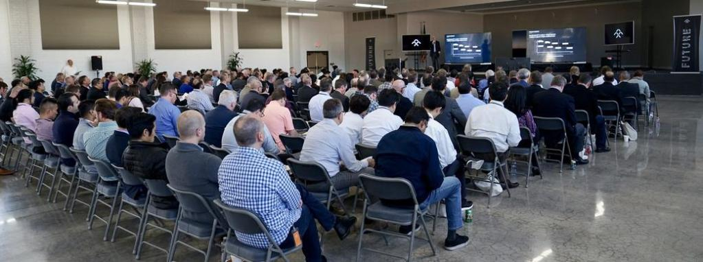 Faraday Future holds its first global supplier summit