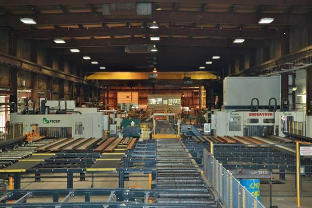 Steel fabricator makes intelligent upgrade