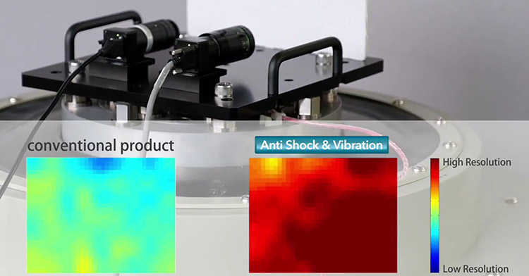 Fujinon anti-shock and vibration lenses for robotics and industrial applications now available
