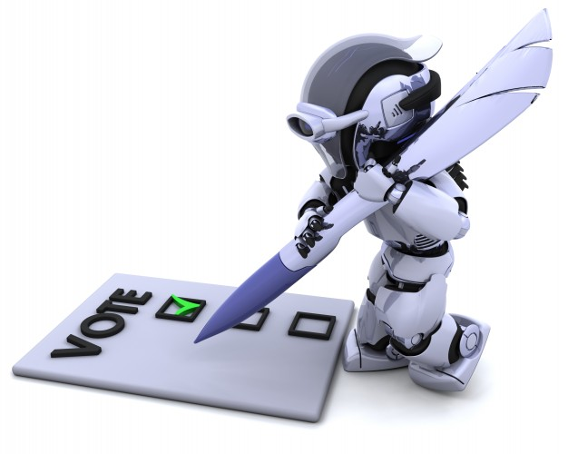 Radical loony lefty unions could recruit robots as members