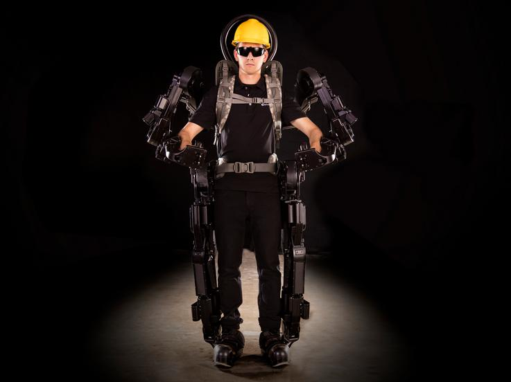 Sarcos teams up with leading industrial innovators on exoskeletons