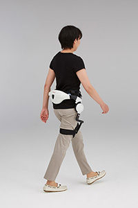 Honda Walking Assist Device approved for sale in the EU