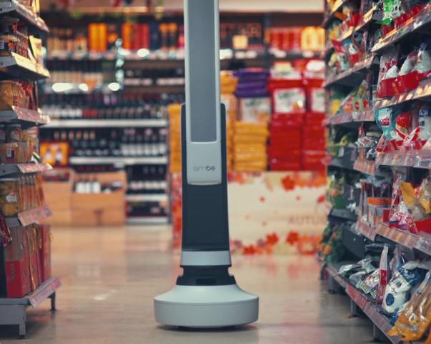 Softbank and Simbe partner to promote retail robot
