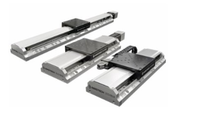 Aerotech says its ECO series linear stages offer 'lowest cost of ownership' in linear motion