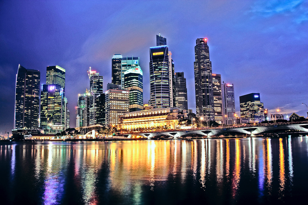 Country insight: Singapore industry prepares for transformation