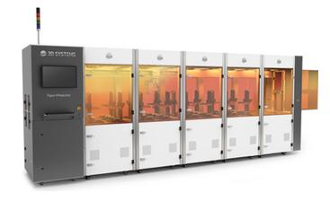3D Systems claims its printers offer 'world's fastest time-to-part' process