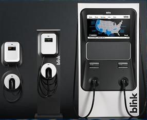Blink partners with Tauriga to expand electric vehicle charging network