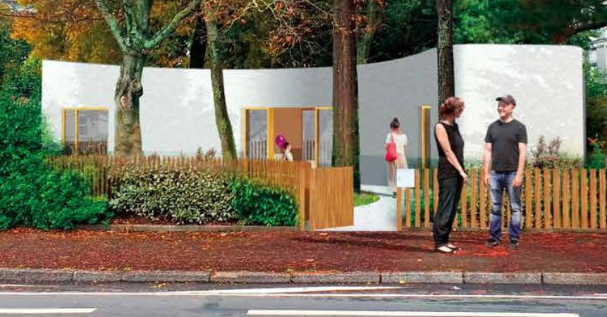 World's first 3D printed house built in days