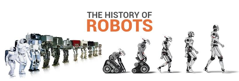 The evolution of robots: From single-task machines to backflipping robots
