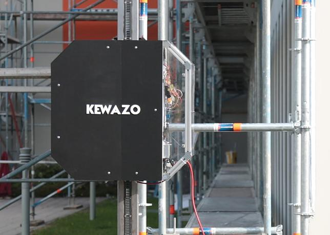 Construction robotics startup Kewazo raises €1m+ in seed funding