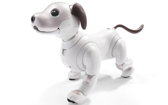Nuevo robot Aibo de Sony