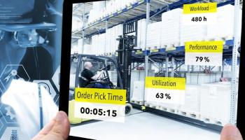 Pick robot launched for warehouse automation