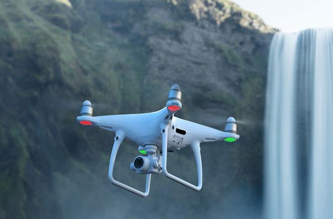 DJI introduces V2.0 edition of the Phantom 4 Pro