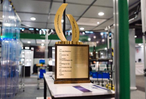 EPHJ: SY&SE wins the 2018 exhibitors' grand prize