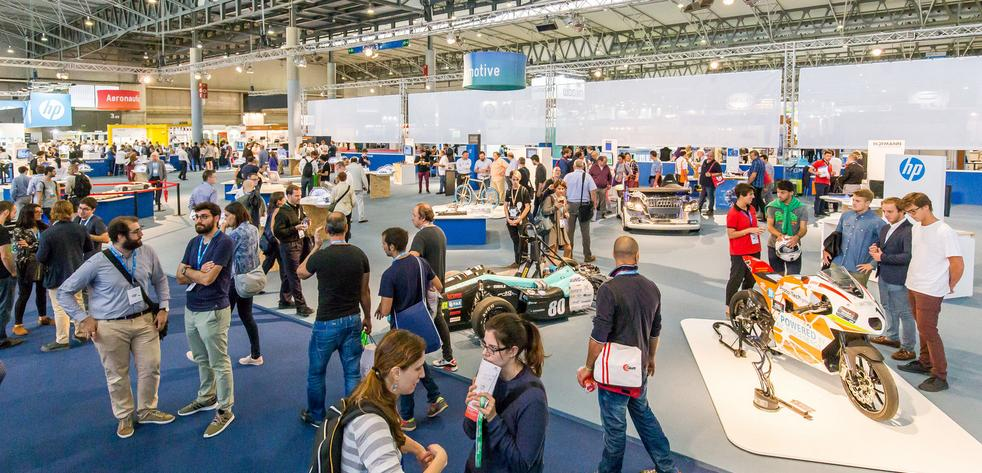 Siemens, Lufthansa and Glaxo gear up for 3D printing expo In(3D)ustry