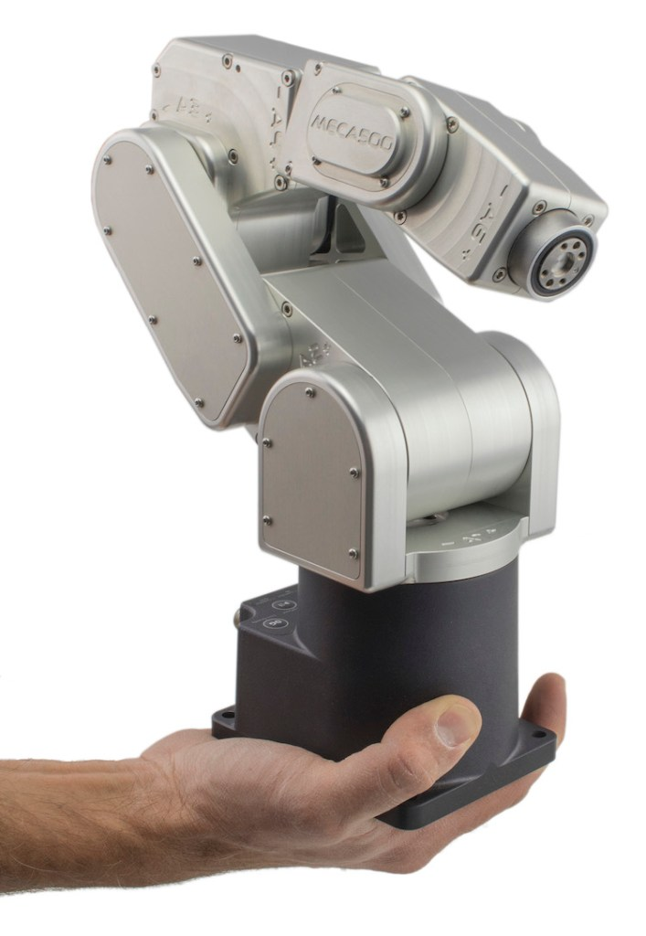 Mecademic to showcase latest generation of tiniest industrial robot in the world