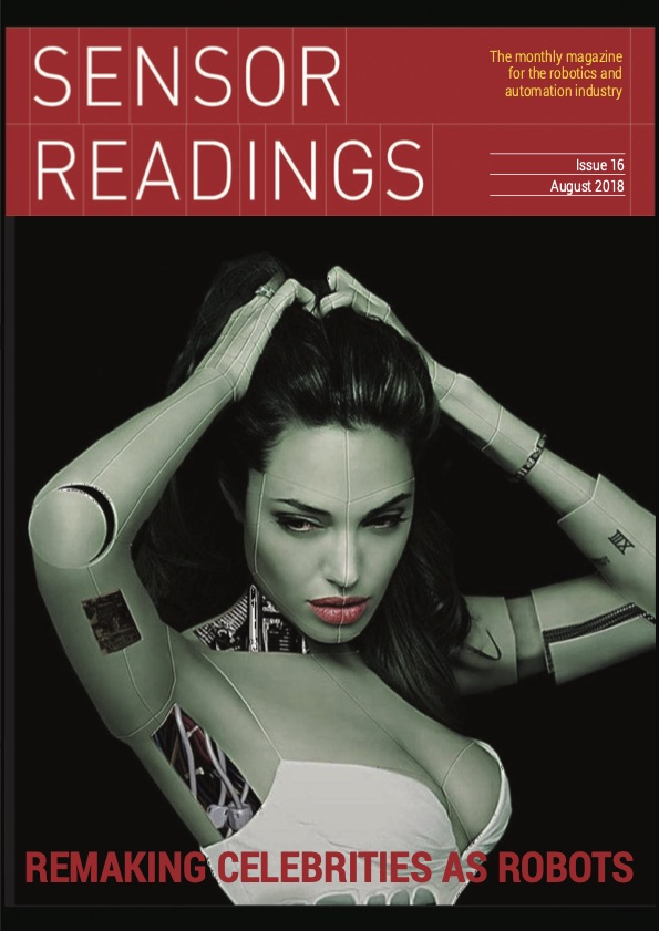 New issue of 'Sensor Readings' magazine available early