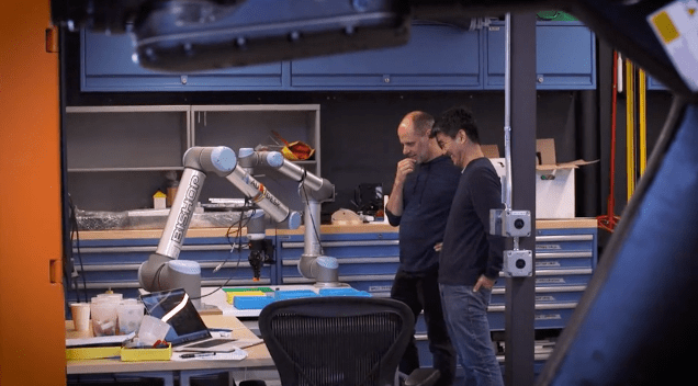 Autodesk uses Lego method to develop modular assembly system for real factories
