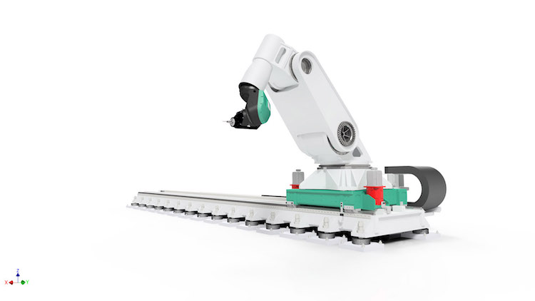 Fraunhofer developing 'next generation of industrial robots'