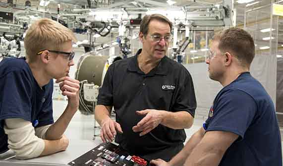 United Technologies to invest $15 billion in US over next five years