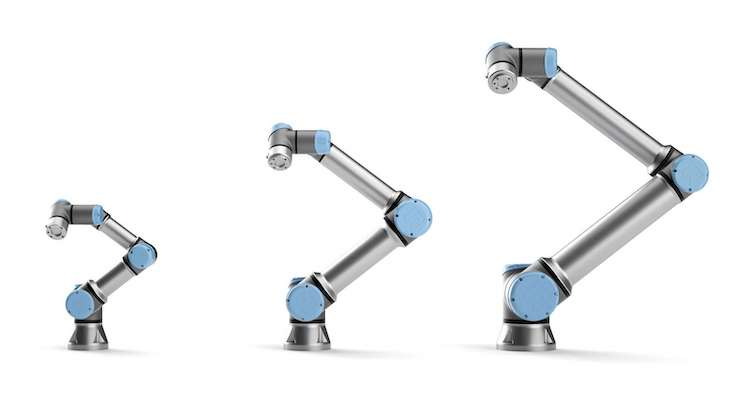 Universal Robots' cobot applications on show at IMTS