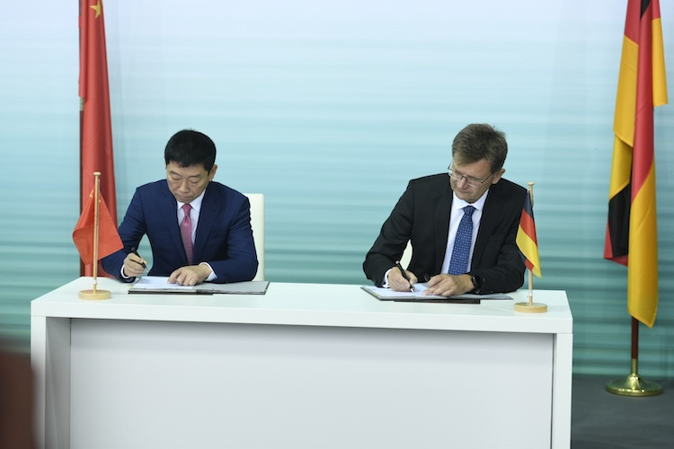 BMW and Great Wall Motor establish joint venture to build Mini electric vehicles in China