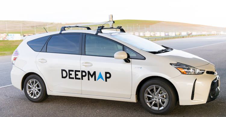 Bosch invests in mapping company for autonomous vehicles DeepMap