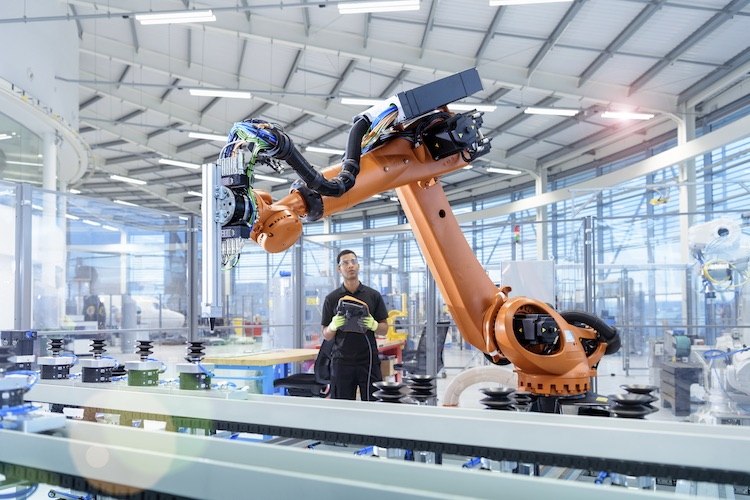 Technical insight: How to improve uptime in industrial robotic systems