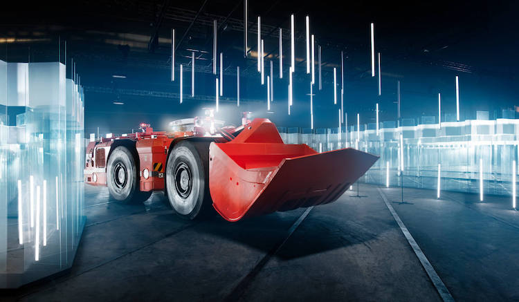 Sandvik celebrates 20 years of its giant self-driving mining vehicle with arty film
