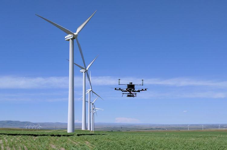 SkySpecs reaches 33,000 autonomous wind turbine blade inspections