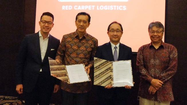 Sumitomo partners with Lippo on last-mile delivery in Indonesia