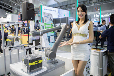 Techman Robot launches new industrial robot systems at IMTS