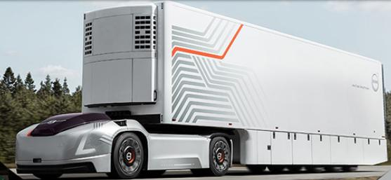 Volvo unveils its latest innovations for future autonomous and electric transport