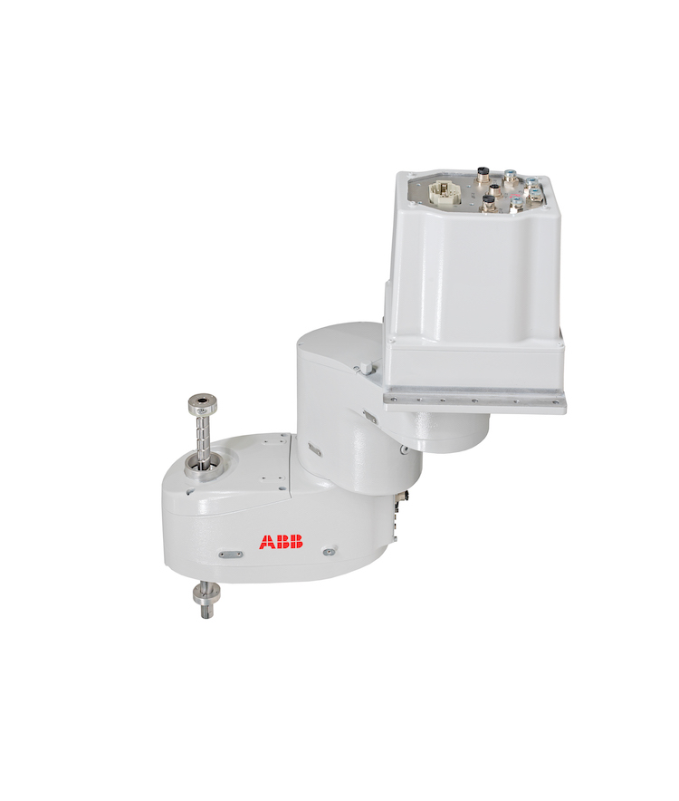 ABB launches new ceiling-mountable SCARA robot
