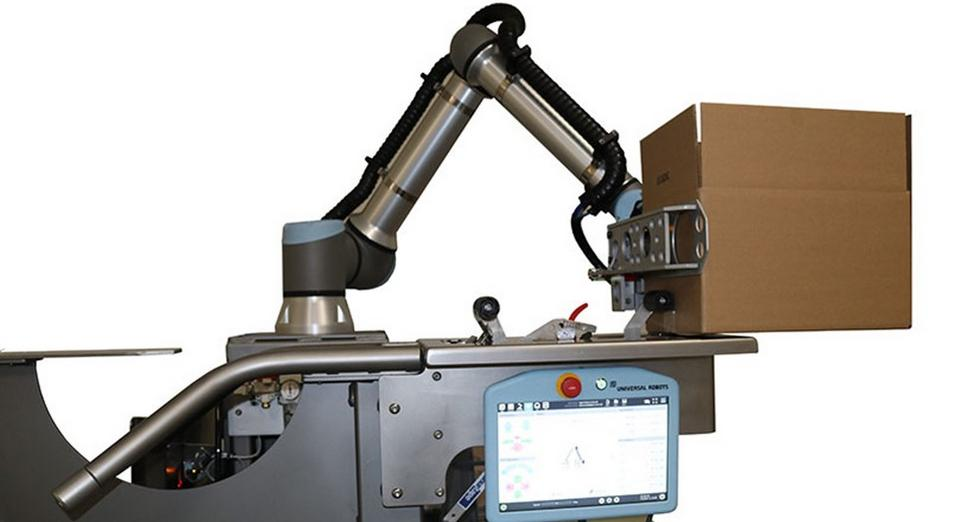 Universal Robots to debut new palletisers at Pack Expo