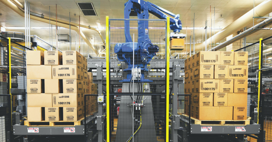 Honeywell Intelligrated demonstrates connected palletizing solutions at Pack Expo