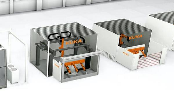 Kuka at EuroBLECH 2018: robot-based solutions for sheet-metal working