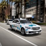 Daimler and Bosch automated driving