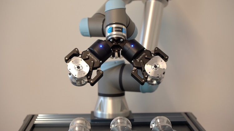 Robotiq introduces improvements to 'world's best-selling' grippers for collaborative robots