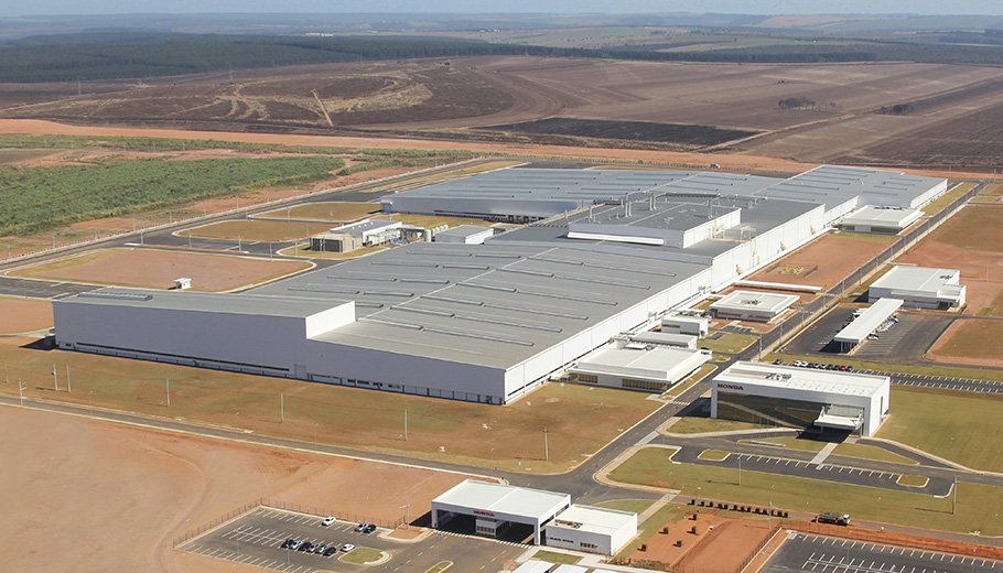 honda sumare brazil factory